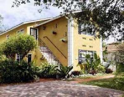 West Palm Beach Multi Family Home For Sale: 1214 Lake Avenue #A