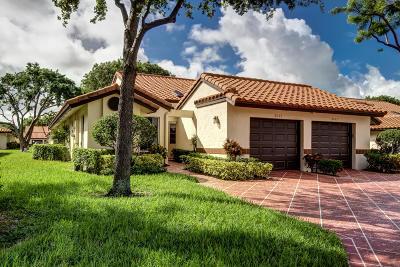 Delray Beach FL Single Family Home For Sale: $269,500
