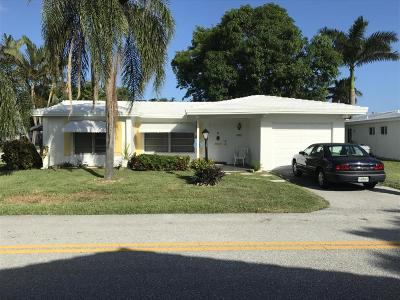 Pompano Beach Single Family Home For Sale: 2490 NW 3rd Avenue