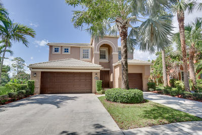 Royal Palm Beach Single Family Home For Sale: 2121 Reston Circle