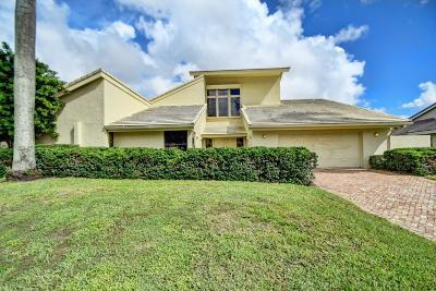 Delray Beach FL Single Family Home For Sale: $595,000