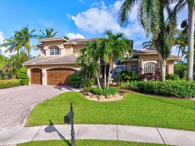 Delray Beach FL Single Family Home For Sale: $839,000