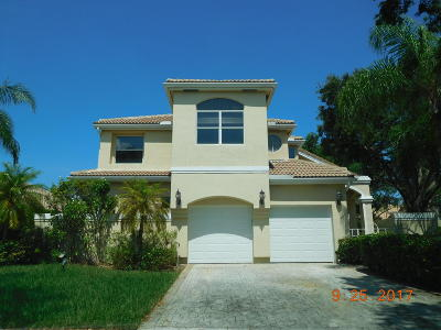 Boca Raton Single Family Home For Sale: 10895 Avenida Santa Ana