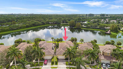 Palm Beach Gardens Single Family Home For Sale: 112 Andalusia Way