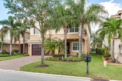 Boynton Beach Single Family Home For Sale: 8885 Morgan Landing Way
