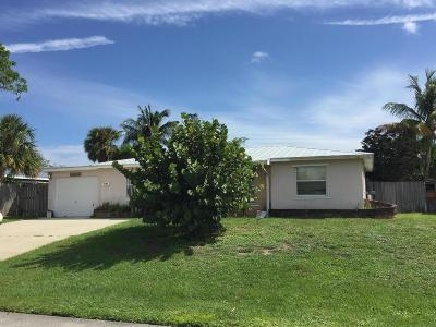 Palm Beach Gardens Single Family Home For Sale: 9970 Daisy Avenue