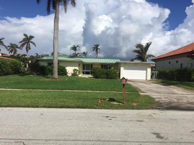 Boca Raton Single Family Home For Sale: 861 Appleby Street