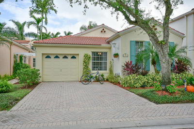 Palm Beach Gardens Single Family Home For Sale: 75 Via Del Corso