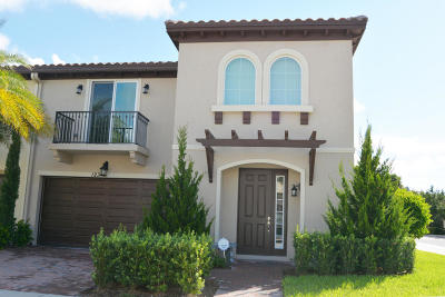 Jupiter Townhouse For Sale: 123 Diamante Way