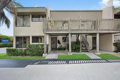 North Palm Beach Condo For Sale: 412 Southwind Drive #H1