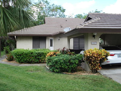 Banyan Springs Single Family Home For Sale: 10032 Hickorywood Place