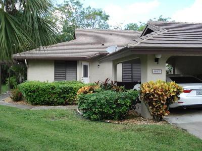 Boynton Beach Single Family Home For Sale: 10032 Hickorywood Place