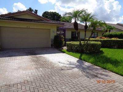 Tamarac Single Family Home For Sale: 8510 NW 79th Street
