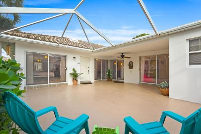 Palm Beach Gardens Townhouse For Sale: 4803 Water Oak Court