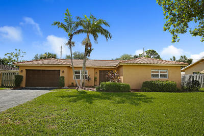 Boca Raton Single Family Home For Sale: 818 NW 7th Street