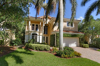 Delray Beach Single Family Home For Sale: 8191 Valhalla Drive