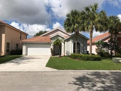 Lake Worth Single Family Home For Sale: 7565 Oakboro Drive