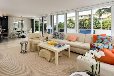 Palm Beach Condo For Sale: 130 Sunrise Avenue #201
