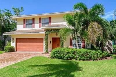West Palm Beach Single Family Home For Sale: 327 Monceaux Road