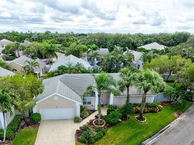 Palm Beach Gardens FL Single Family Home Sold: $387,500