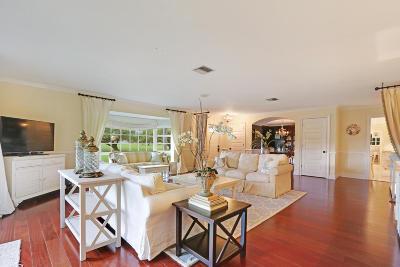 Boynton Beach Single Family Home For Sale: 11696 Dunes Road
