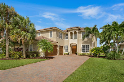 Royal Palm Beach Single Family Home For Sale: 143 Bella Vista Way