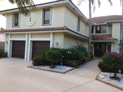 Palm Beach Gardens Single Family Home For Sale: 2450 Bay Village Court