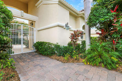 Palm Beach Gardens FL Single Family Home For Sale: $889,000