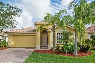 Port Saint Lucie Single Family Home Contingent: 2287 SW Newport Isles Boulevard