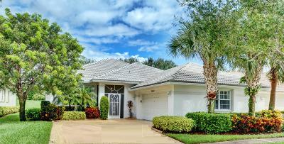 West Palm Beach Single Family Home For Sale: 2454 Sailfish Cove Drive