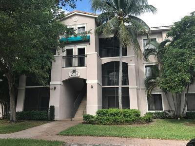 Palm Beach Gardens Condo For Sale: 2724 Anzio Court #306