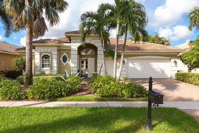 Delray Beach Single Family Home For Sale: 16481 Braeburn Ridge Trail