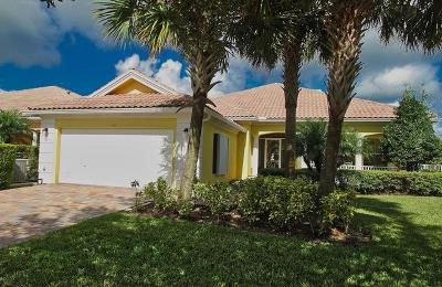 Port Saint Lucie Single Family Home For Sale: 11246 SW Olmstead Drive