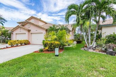 Wellington Single Family Home For Sale: 10653 Pelican Drive