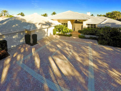 Jupiter Single Family Home Contingent: 422 Mariner Drive