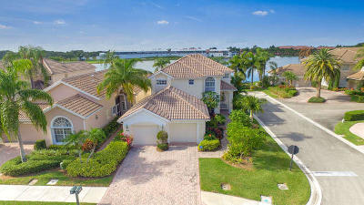 Palm Beach Gardens FL Single Family Home For Sale: $975,000