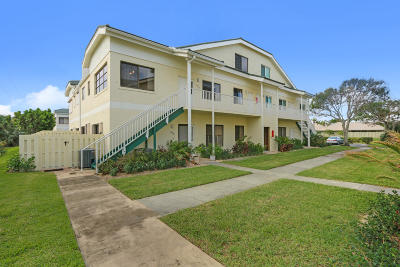 Townhouse Sold: 350 Bella Vista Court #50
