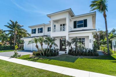 Boca Raton Single Family Home For Sale: 274 NE 6th Court