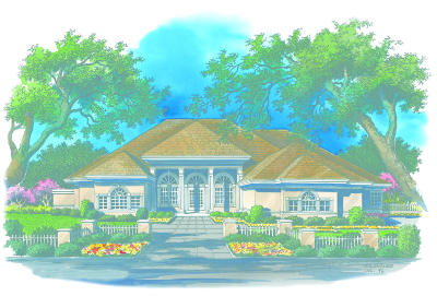 Palm Beach County Single Family Home For Sale: 3224 Frog Hollow #Lot # 7
