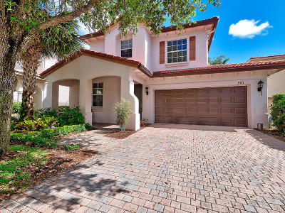 Palm Beach Gardens Single Family Home For Sale: 316 September Street