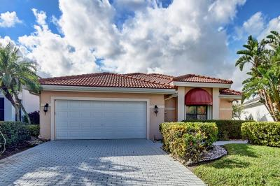 Boca Raton Single Family Home For Sale: 10097 Spyglass Way