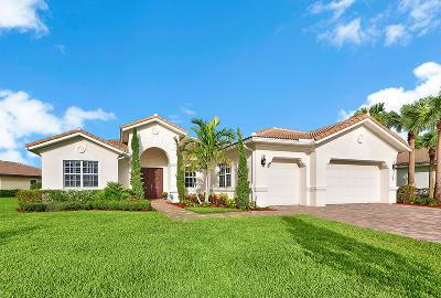 Jupiter Single Family Home For Sale: 112 Steeple Circle
