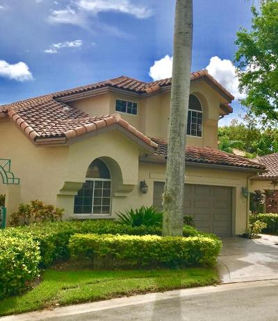 Broward County, Miami-Dade County, Palm Beach County Single Family Home For Sale: 5184 NW 26th Circle