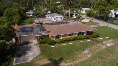 West Palm Beach Multi Family Home For Sale: 2145 S Military Trail