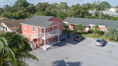 Lake Worth Multi Family Home For Sale: 3785 Patio Court