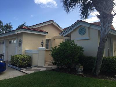 Palm City Single Family Home For Sale: 3822 SW Whispering Sound Drive