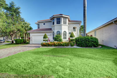 Broward County, Miami-Dade County, Palm Beach County Single Family Home For Sale: 1526 NW 121st Drive