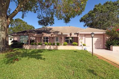 Port Saint Lucie Single Family Home For Sale: 1272 SE Palm Beach Road