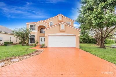 Boca Raton Single Family Home For Sale: 10575 Crystal Cove Lane