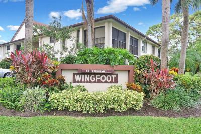 Jupiter Condo For Sale: 902 Wingfoot Drive #C